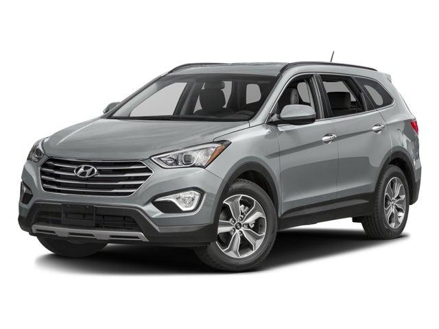 Used 2016 Hyundai Santa Fe SE iron frost exterior 60145 miles Stock K806020W VIN KM8SM4HF8GU1