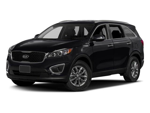 Used 2017 Kia Sorento L ebony black exterior 14069 miles Stock K80149C VIN 5XYPG4A38HG205386