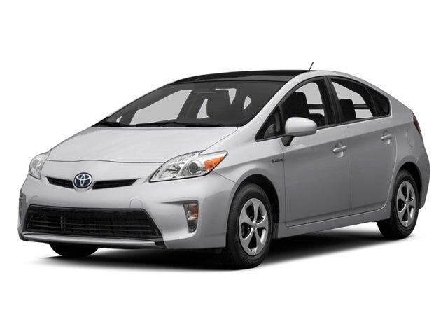 Used 2013 Toyota Prius One 72379 miles Stock K806054W VIN JTDKN3DU8D5628244